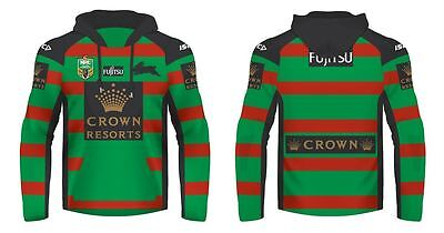 South Sydney Rabbitohs 2017 NRL ISC Jersey Hoody Hoodie Adults and Kids Sizes