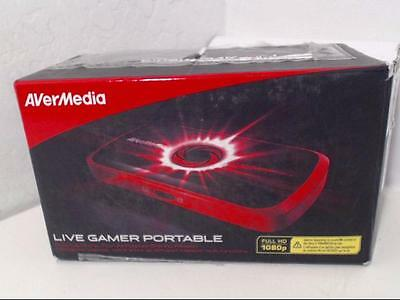 AVerMedia Live Gamer Portable, Full HD 1080p Recording Without PC Directly to SD