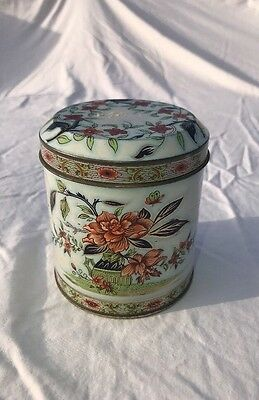 Daher Vintage Tin Box from England ~ Small