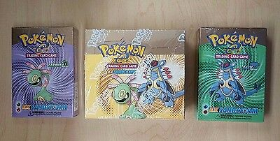 Pokemon Ex Sandstorm Booster Box And Theme Decks - Factory Sealed Mint