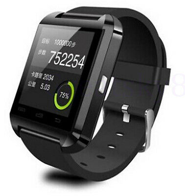 Bluetooth Smart Wrist Watch Phone Mate For Android Samsung Galaxy Note 5 4 3 2