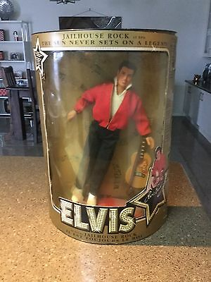 Elvis Presley Collectable Doll