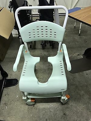 ETAC Shower Commode Chair, New And Unused