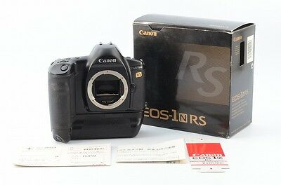 Excellent Canon EOS-1N RS 35mm SLR Film Camera Body from Japan #60