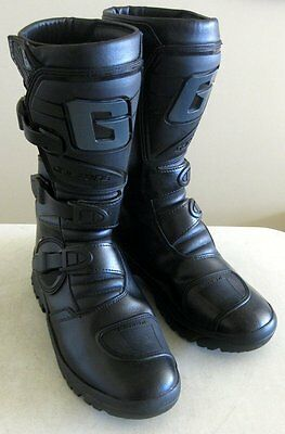 Gaerne Motorcycle Boots Made in Italy (As New Condition)