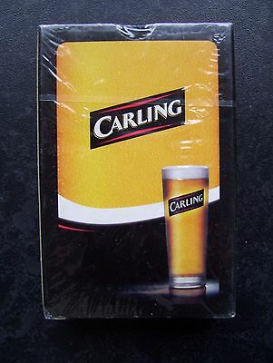 Carling Lager Deck Of Playing Cards.(Sealed=Mint)