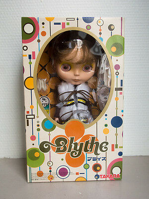 rare Neo Blythe Aztec Arrival Inspired BL-6 2002 MISB