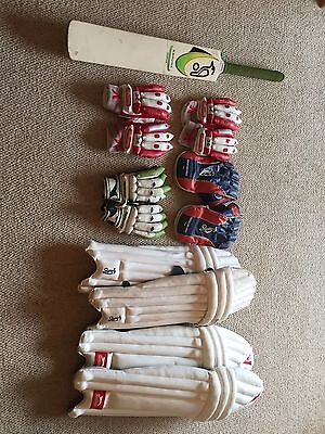 kookabura cricket bag with kit