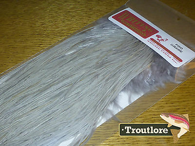 Whiting Dry Fly Saddle Medium Dun Pro Grade New Fly Tying Cape Feathers