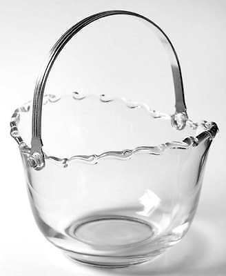 Fostoria CENTURY (PRESSED) Ice Bucket With Detachable Handle 2654715