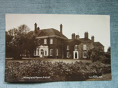 ASCOT WINKFIELD MANOR R.P. (NOW SHELTERED Accommodation