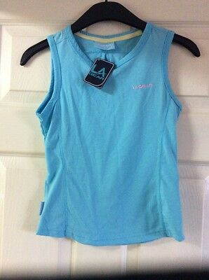 girls top age 9.10 yrs new with tags.la gear