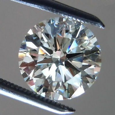 CERTIFIED .053 cts. Round Cut White-F/G Color VVS Loose Real/Natural Diamond#t36