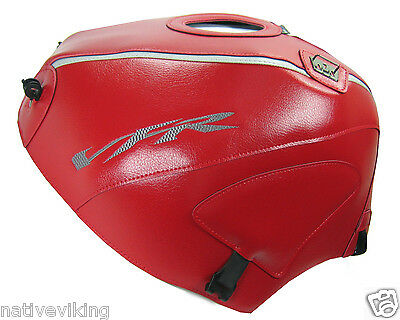 BAGSTER TANK COVER Honda VFR800 1999 50th Anniversary PROTECTOR red silver 1355D