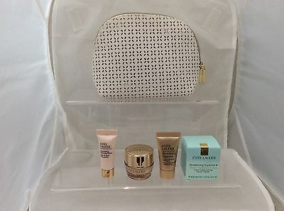 Estee Lauder Revitalizing supreme+ power creme, 7ml mask boost, primer, bag set