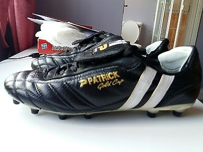 Patrick Gold Cup football boots