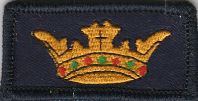 Scout and Guide Badge OXFORD UNIVERSITY