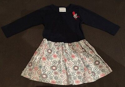 Marquise Baby Girls Long Sleeve Dress Size 0