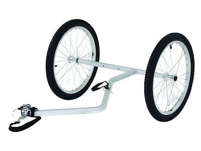 """Outeredge Alloy Trailer Base 20"""" Wheel Bicycle Trailer RRP £158.00"""