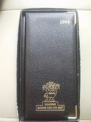 1994 Gillette Staff Issue Diary  Unused In Good Condition. Boxed.