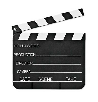 Clapperboard with 2 sticks of chalk, for Movie Directors, BRAND NEW