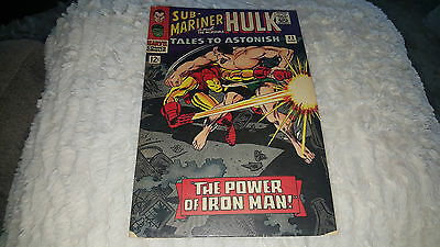 Tales to Astonish #82 (1966) FINE-/FINE..1ST IRON MAN X-OVER OUTSIDE AVENGERS!!!
