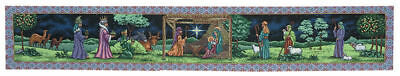First Christmas ~ Nativity Tapestry Table Runner