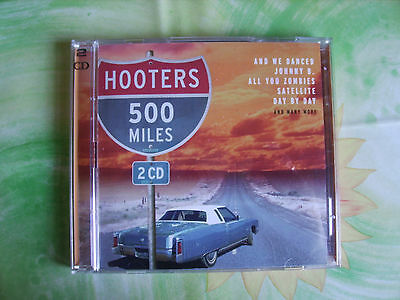 The Hooters - 500 Miles (2003)              2 CD`s