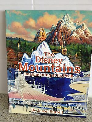 The Disney Mountains Book By Jason Surrell