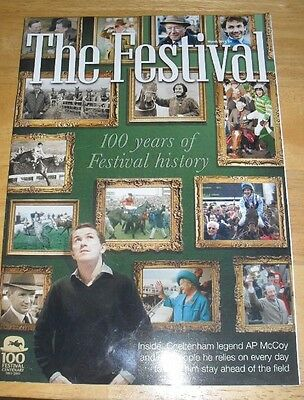 Cheltenham Festival Official Preview Magazine 2011