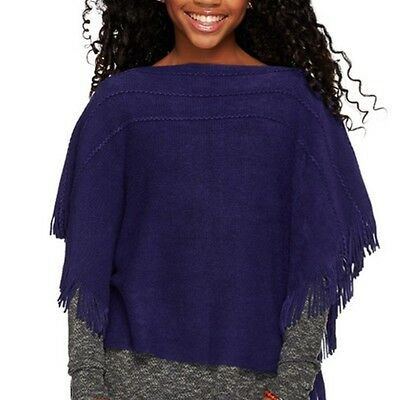 Layers by Lizden Marvelush Little Ladies Poncho A272973