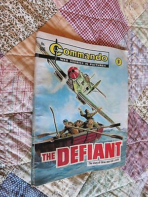 Commando War Comic Number 406!,1969 Issue,v Good For Age,48 Years Old,very Rare