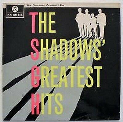 Lp The Shadows Greatest Hits