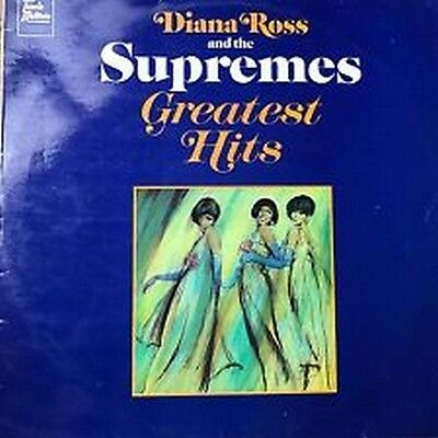 Lp Diana Ross & The Supremes Greatest Hits