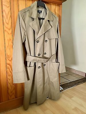 Trench coat APC Taille M (petit M) comme neuf