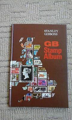 Gb Stamp Album Stanley Gibbons Mainly Commemoratives Used And Mounted