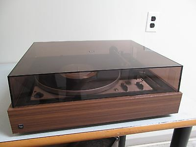 Dual 1225 Record Player Turntable 45 Adapter Long Spindle Strobe Disc