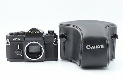 Excellent++ Canon F-1 F1 35mm Film Camera Body from Japan #180