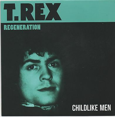 t rex MARC BOLAN CHILDLIKE MEN COMPLETE SET  NEVER BEEN PLAYED