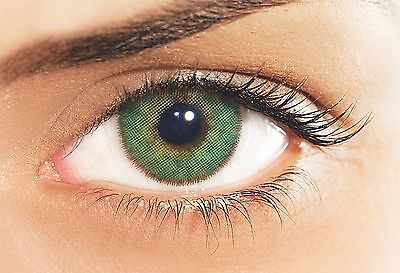 Contact color lens SOLOTICA 1 an Natural Esmeralda 1 YEAR colors lenses Green