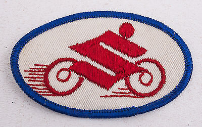1970s Vintage Suzuki Cafe Racing Patch RG500 Patch Fabric (A2R)