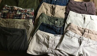 Lot of 13 Junior, Women Clothing, Sizes 5 - 12, Old Navy, Tommy jeans ,  Liz