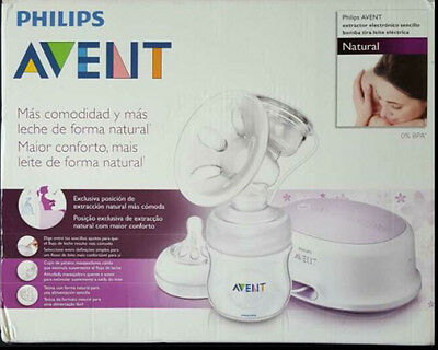 Sacaleches eléctrico Philips Avent