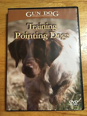 Pointing Dogs Training DVD