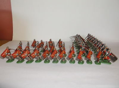 PAINTED SOLDIERS 1/72 20mm  - ROMAN INFANTRY - ROMAN WARS - x 40 HAT