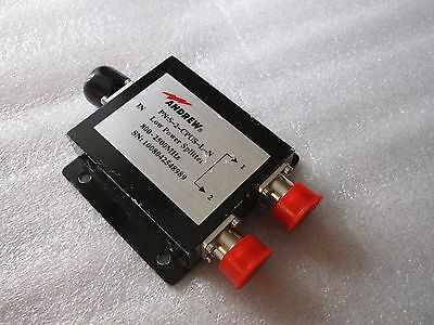 ANDREW S-2-CPUS-L-N 2-WAY LOW POWER SPLITTER DIVIDER 800-2500 MHz