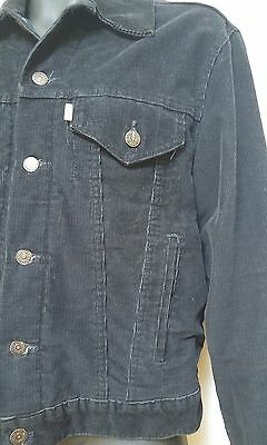 Vintage Levis corduroy jacket - lined -Made in USA size 42