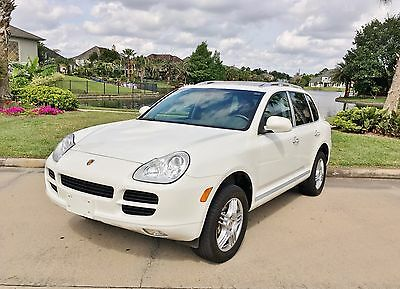 2006 Porsche Cayenne 4dr S Tiptronic 2 OWNER CLEAN CAR FAX PRISTINE CONDITION  LOW SHIPPING