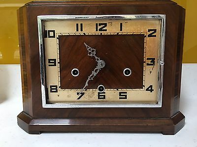 Enfield Mantle Clock London 1920's Or 1930's