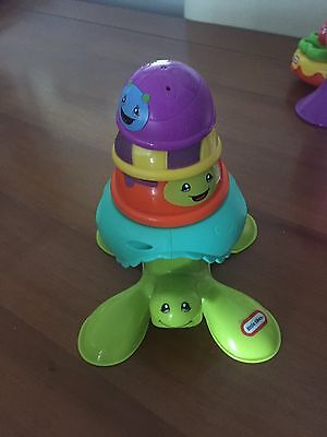 Baby Pop Up Turtle Toy